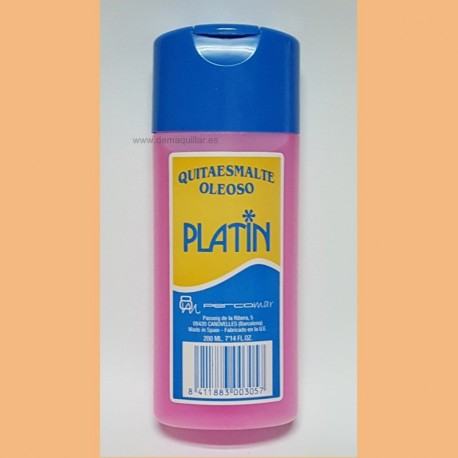 Platin - Quitaesmaltes 200 ml