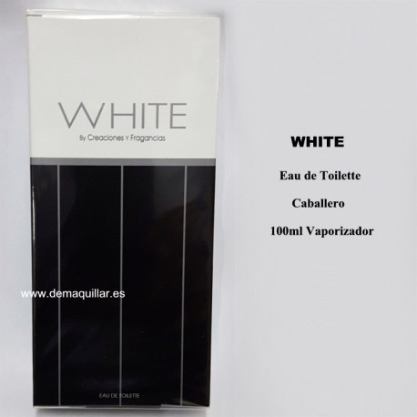 CyF - Edt caballero White vap. 100ml