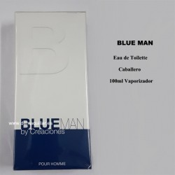 CyF - Edt caballero Blue Man vap. 100ml