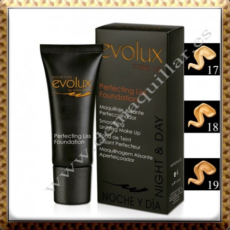 Evolux - Perfecting Liss Foundation 30 ml